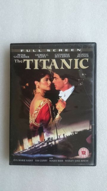 The Titanic (DVD 2007)